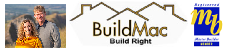 BuildMac Builders | Hawke's Bay Builders, Home Renovations, Home Alterations, New Home Builds, Kitchens, desks, bathrooms, Napier, Hastings Logo